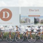 Dac'art, het fietsvriendelijkste woonproject van Izegem en omstreken!